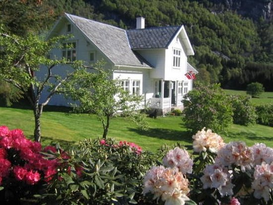bed and breakfast norge