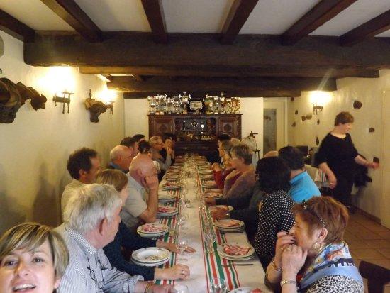 Chez st pierre itxassou restaurant reviews phone for Restaurant itxassou