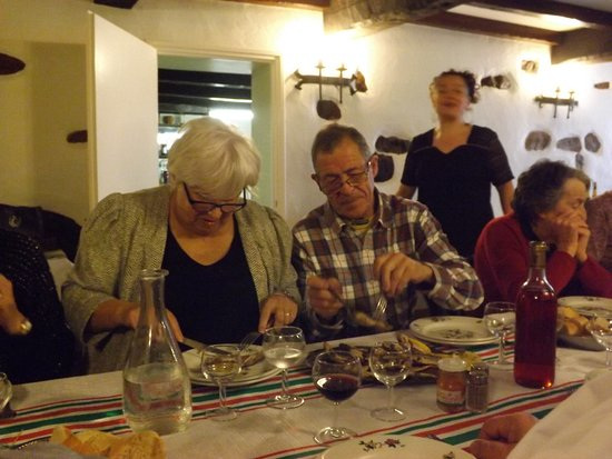 Itxassou, Fransa: on attaque les truitelles