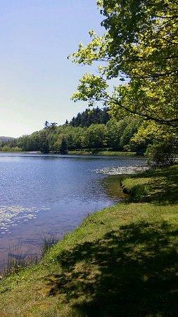 Blowing Rock, Βόρεια Καρολίνα: Bass Lake