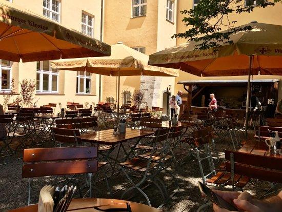picture of weltenburger am dom regensburg tripadvisor. Black Bedroom Furniture Sets. Home Design Ideas