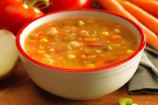 โบว์ลิงกรีน, โอไฮโอ: Frisch's Big Boy Vegetable Soup