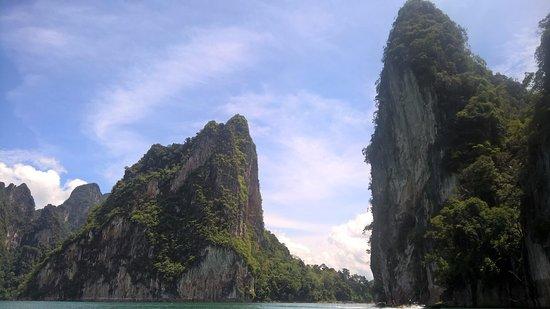 Khao Sok National Park: The Divide!