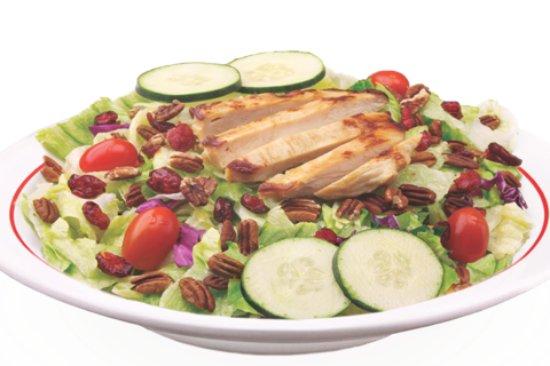 Φρίμοντ, Οχάιο: Frisch's Big Boy Cranberry Pecan Chicken Salad