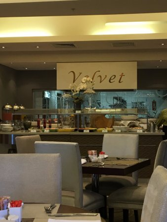 Holiday Inn Johannesburg-Rosebank: DESAYUNO