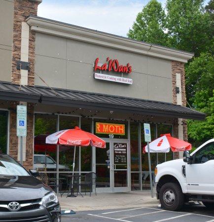 La Wan S Soul Food Restaurant Charlotte Nc