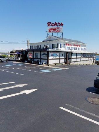 ไฮแลนด์ส, นิวเจอร์ซีย์: Bahr's Restaurant