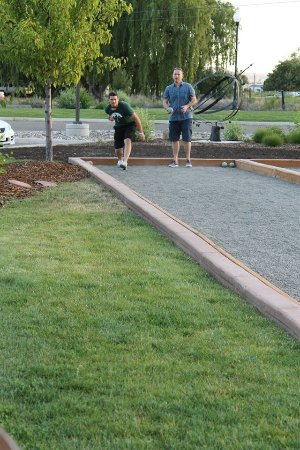Prosser, WA: Bocce Ball Courts