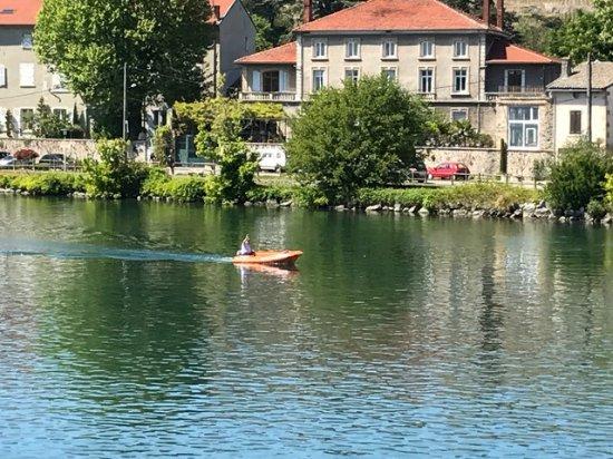Lignan-De-Bordeaux, فرنسا: Rhone and Isere