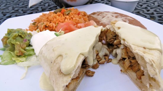Caliente Mexican Food Baton Rouge