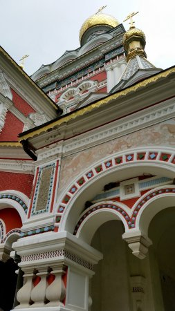 Shipka, Bulgaria: Architectural details