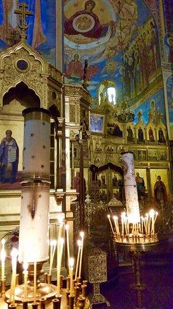 Shipka, Bulgaria: Inside the church