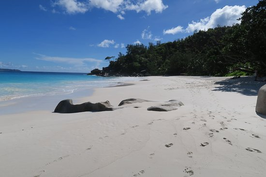 Anse Georgette: perfect