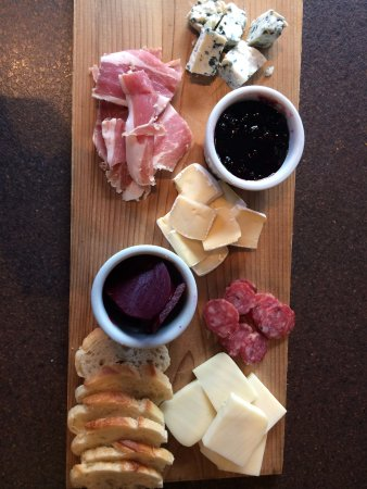 Kemptville, Kanada: Charcuterie - perfect for sharing or as a meal!