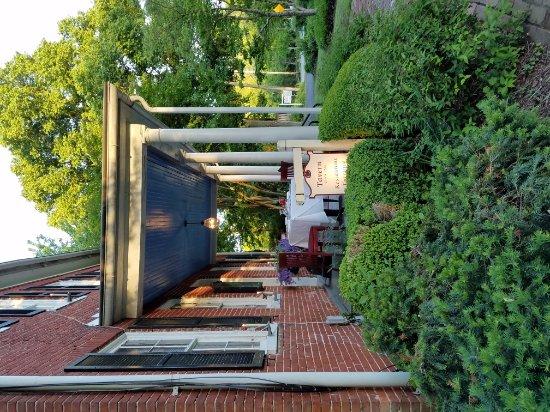 Elkridge, MD: View of Tavern Sign near front door