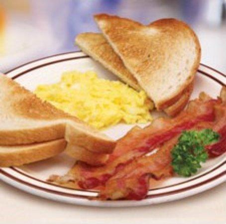 Napoleon, OH: Frisch's Big Boy Kids Breakfast
