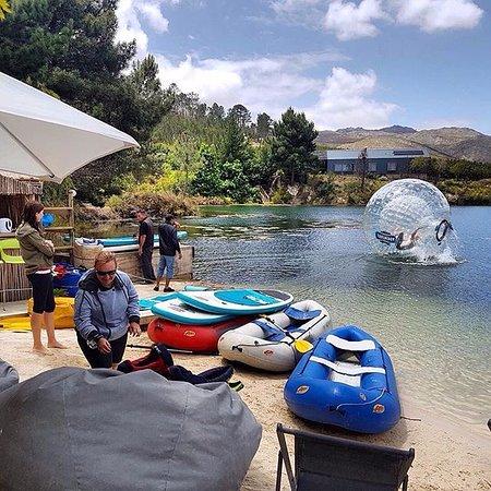 Grabouw, Sudafrica: Adventure Activities @ Daddy's Adventures