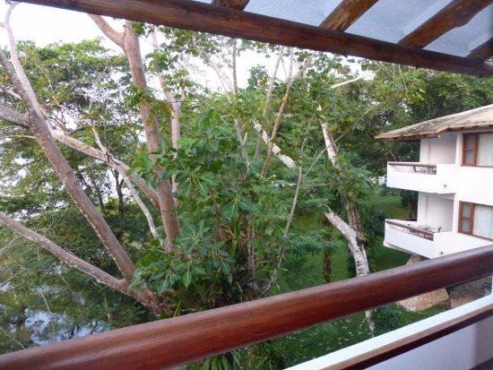 Villa Maya: Rooms in jungle surroundings on lake