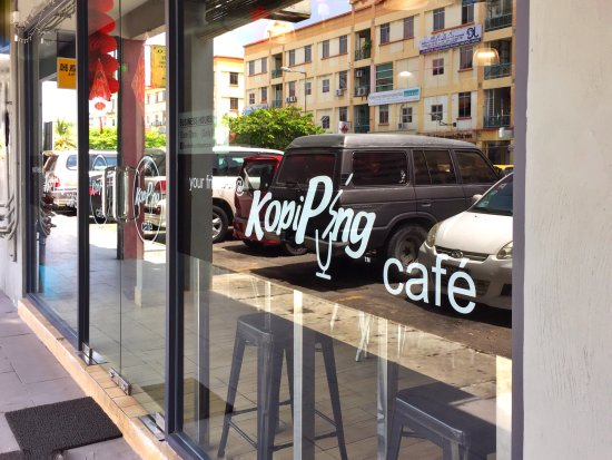 Kopi Ping Cafe: Newly renovation