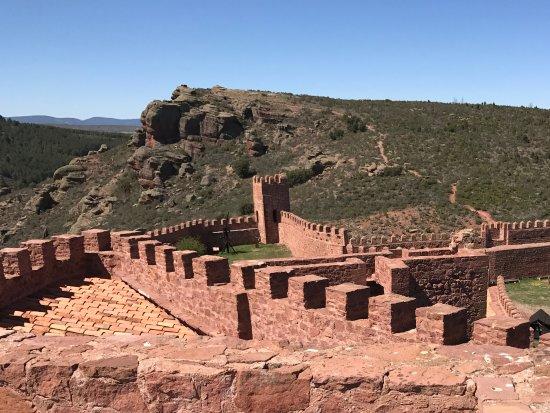 Province of Teruel, Ισπανία: Panoramica desde el interior