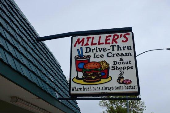 Manti, UT: Miller's Drive-Thru