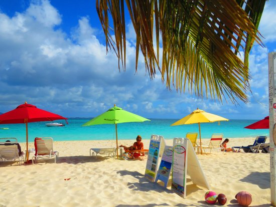 The Valley, Αγκίλα: SunShine....Soft Sand....Turquoise Waters...all found here at the SunShine Shack