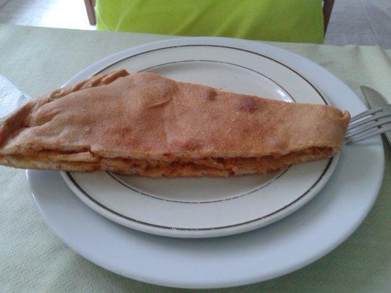 Vedra, Espanha: empanada