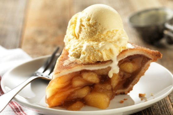 Northwood, OH: Frisch's Big Boy Apple Pie