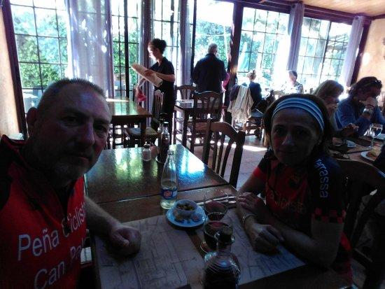El Bruc, España: Comedor interior