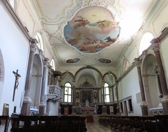 Chiesa di Santa Giustina Vergine e Martire