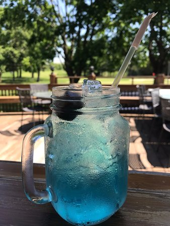 Mechanicsburg, PA: Delicious beverage with the BEST view on the West Shore