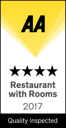 Sanquhar, UK: 4 star restaurant with rooms