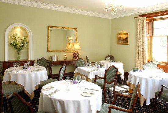 Sanquhar, UK: Restaurant