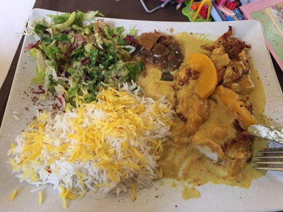 Pistazie : Bughalamun Curry