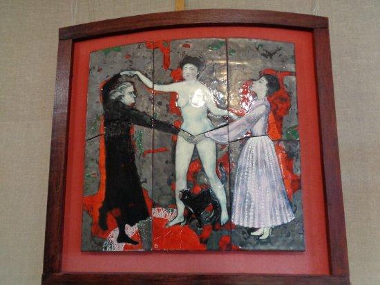 Khors Art Gallery : Работы М.Селищева