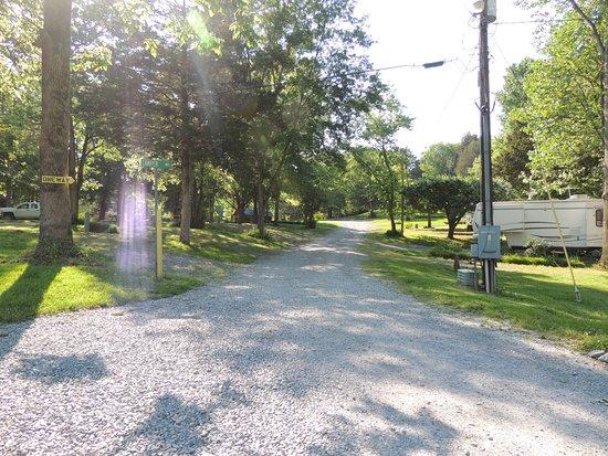 Newport, TN: roads