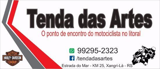 Xangri-La, RS : Novo Logo da Tenda