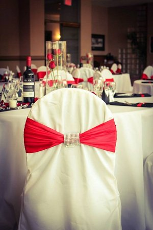 The Royal Anne Hotel: Specializing in receptions & events