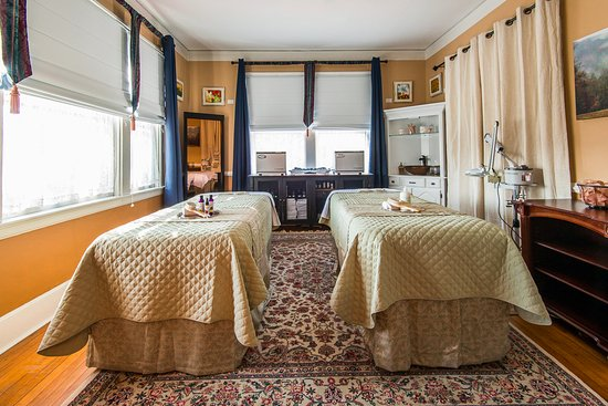 Abbington Green Bed & Breakfast Inn and Spa: The Abbington Green Spa--book your spa treatments when you book direct at www.abbingtongreen.com
