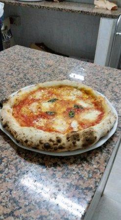 Bellona, Italie : Pizza Tradizionale