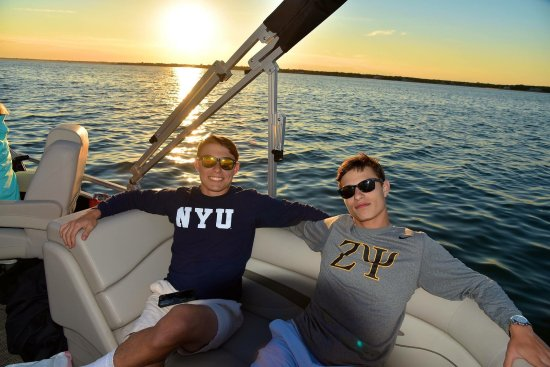 Westhampton Beach, NY: Come aboard our sunset charters!