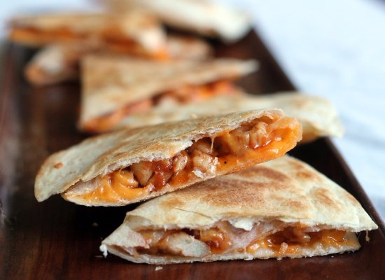 Buchanan, Βιρτζίνια: Chicken Quesadilla - Available every Tuesday!!!