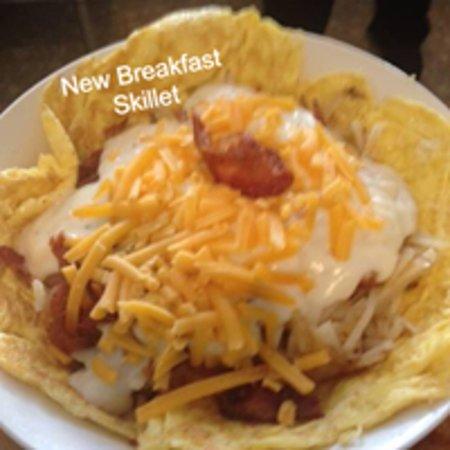 Buchanan, VA: Breakfast Skillets