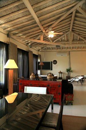 Itapemar Hotel: Sala suite loft