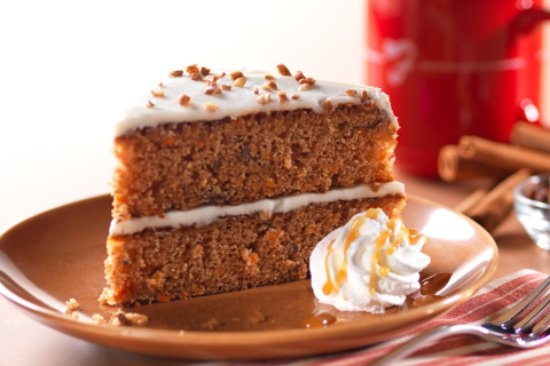 Tiffin, OH: Frisch's Big Boy Carrot Cake