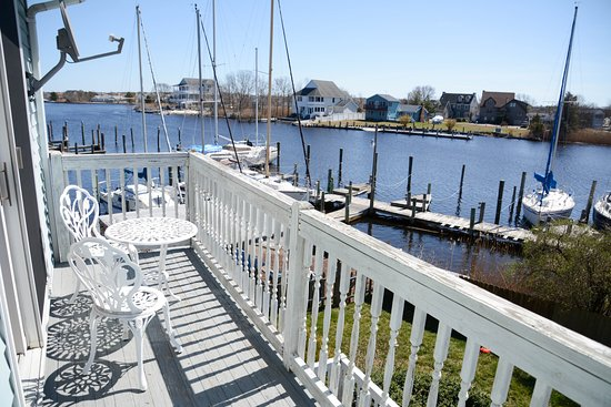 Forked River, NJ: View from Captains Suite deck