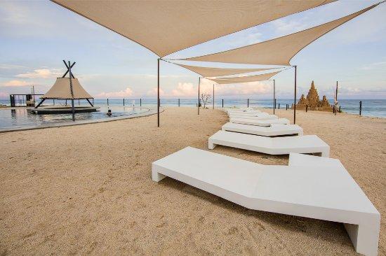 Boca de la Vinorama, Mexico: Beach Club Area
