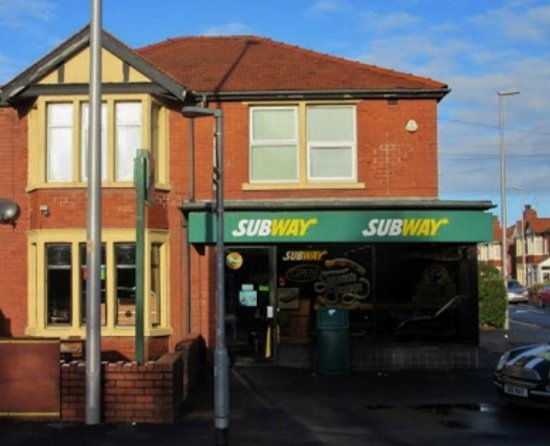 Subway Blackpool New Media House 299 Squires Gate Ln