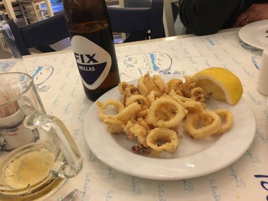 Marousi, Hellas: Pas mal, bien servie et frais