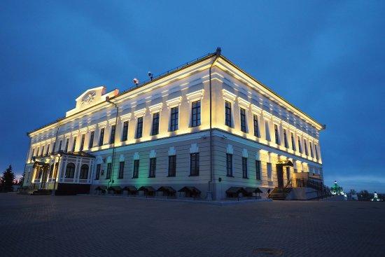 Казанский Кремль: Внутри